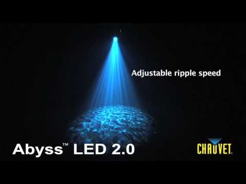 Chauvet Abyss LED 2.0 - Water Effect light