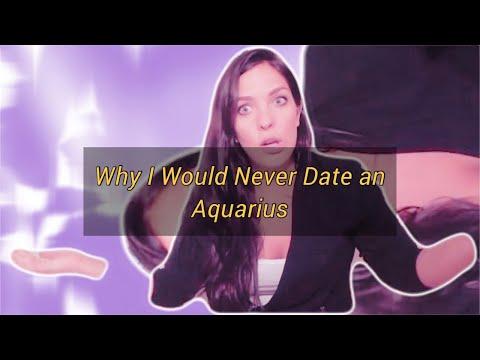 Dating an aquarius male