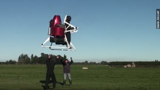 only in dubai firefighters will get cutting edge jetpacks newsy