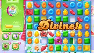 Candy Crush Jelly Saga Level 650 - NO BOOSTERS
