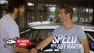Guy Meets Sébastien Loeb | Guy Martin Proper
