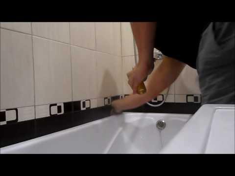 Бодюрная лента для ванной