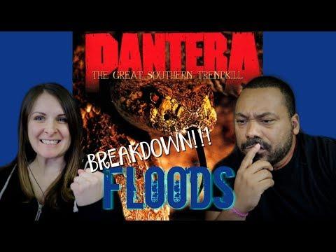 Pantera Floods Reaction!!!
