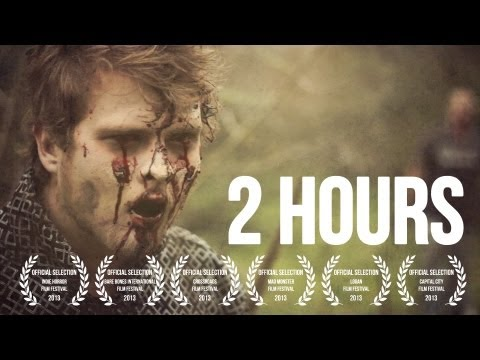 2 HOURS ― Award Winning Zombie Short Film (2012) HD