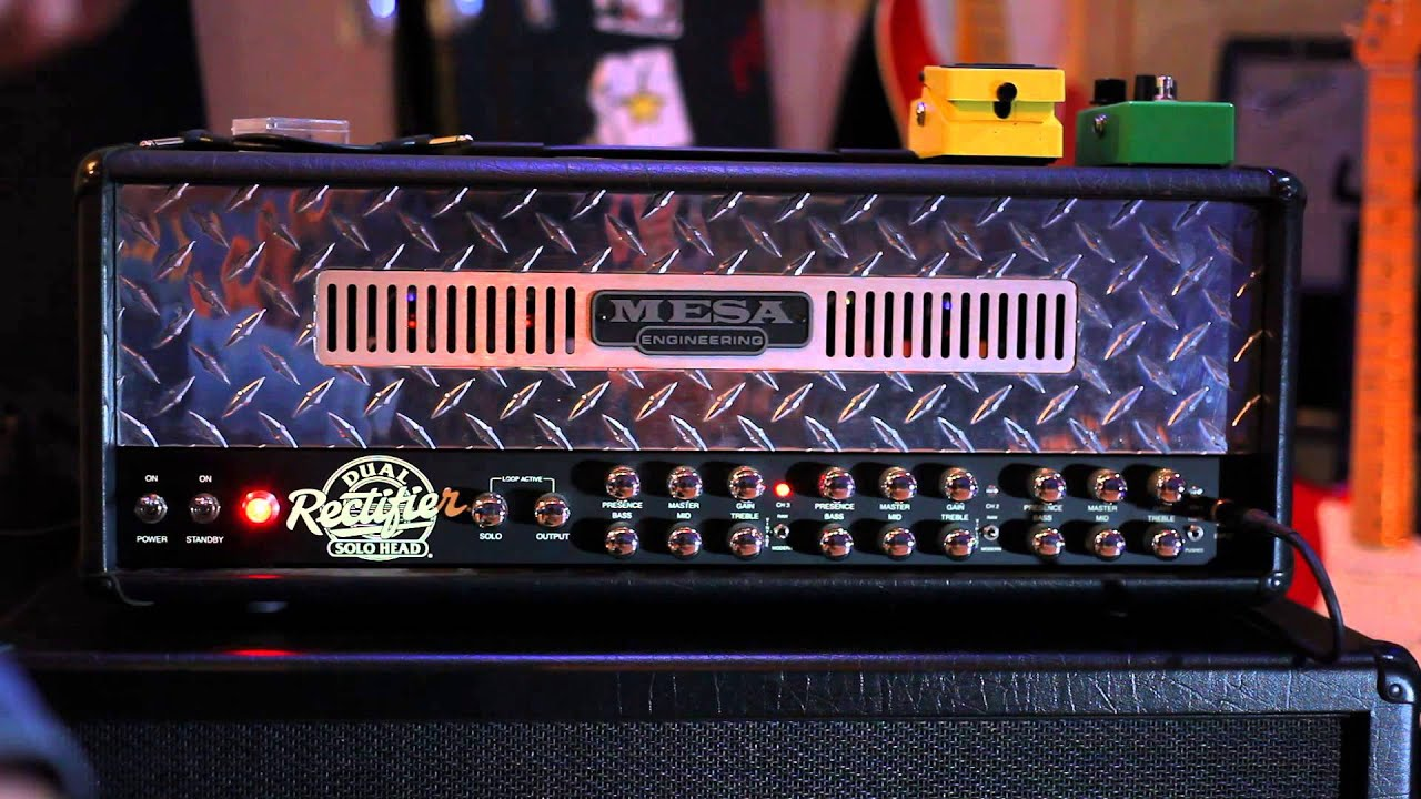 santa hell review 00 mesa boogie dual rectifier solo head youtube. Black Bedroom Furniture Sets. Home Design Ideas