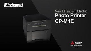 NEW Mitsubishi Electric CP-M1E fetures
