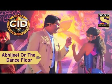 Your Favorite Character | Abhijeet Dances With A Girl | CID