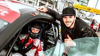 Mit DNER im Audi RS5 DTM Renntaxi! | Daniel Abt