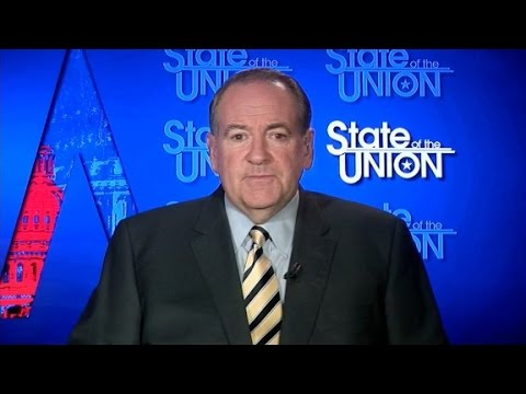 Gov. Mike Huckabee on State of the Union: Full Interview