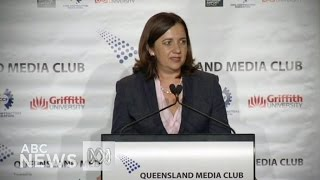 Queensland Election 2015: Annastacia Palaszczuk's Opening Statement From The Leaders' Debate