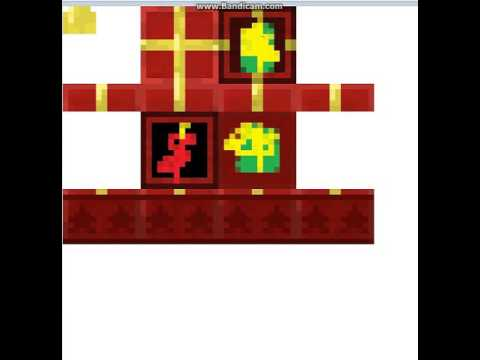 Helloween special Creating Texture pack part.4:Christmas chest,a ...