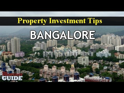 Best Property to Invest in Bangalore | The Property Guide