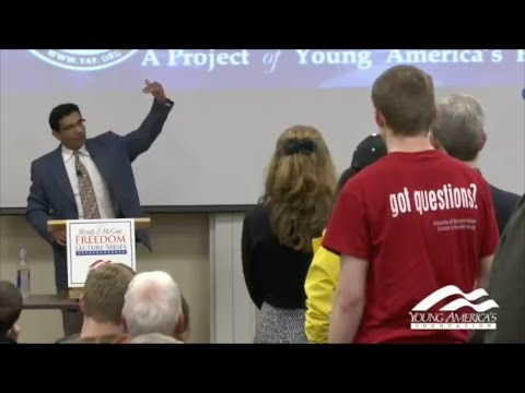 "Dinesh D'Souza Debunks the Myth of the ""Switch"" between Republicans and Democrat Party"