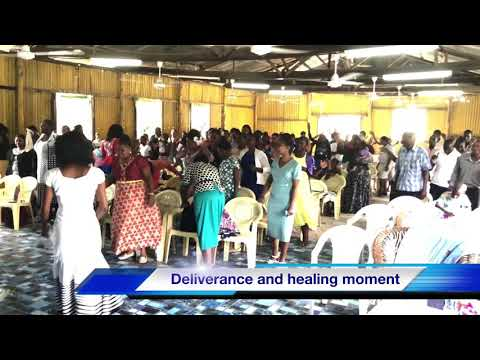 Demonstration of Gods power by prophet William prince