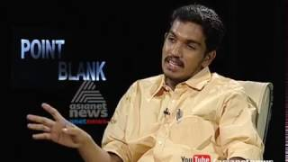 Interview with Jake C Thomas   Point Blank 13 Feb 2017