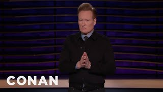 Conan On Commencement Speech Season - CONAN on TBS