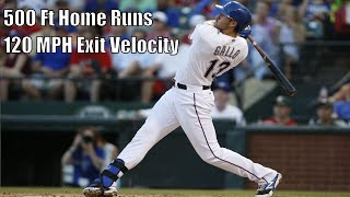 Joey Gallo Being Unbelievably Powerful