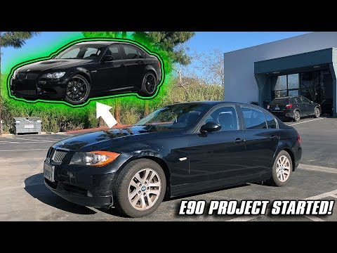 TURNING A $1,500 BMW INTO A $5,000 BMW!