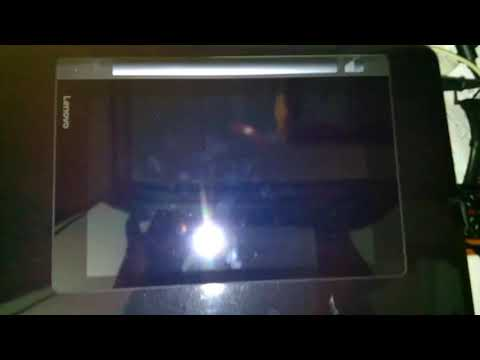 Lenovo yoga tab display problem