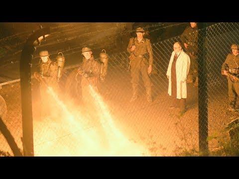二戰裡的喪屍,喪屍病毒竟是從瀝青裡面提煉出來的!新喪屍片《霸主》