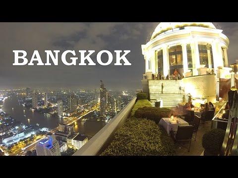 Vlog 2- Tajlandia Bangkok - China Town, Sky Bar, Wat Arun, żałoba, oceanarium