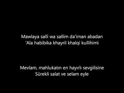 Maher Zain - Mawlaya (English & Arabic & Turkish Lyrics) - [Maceracı~Burak]