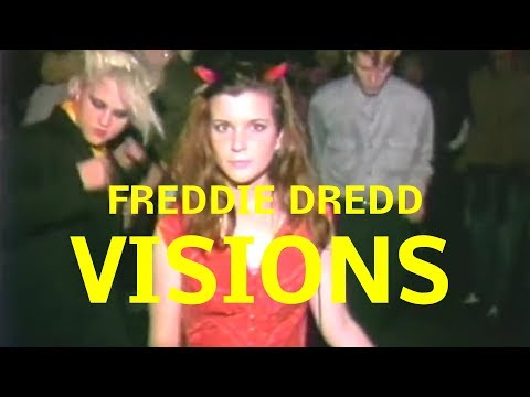 Freddie Dredd & jak3 - Visions ( music video )