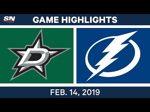 Ronnie And TKras - WATCH: #Lightning Put On A Show, Crush Dallas!