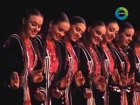 ГААНТ имени Игоря Моисеева. Концерт 2010г. в Кремле
