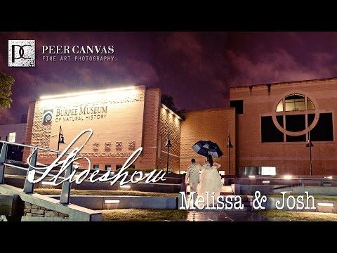 Rockford Wedding at the Burpee Museum Melissa + Josh Slideshow by Peer Canvas