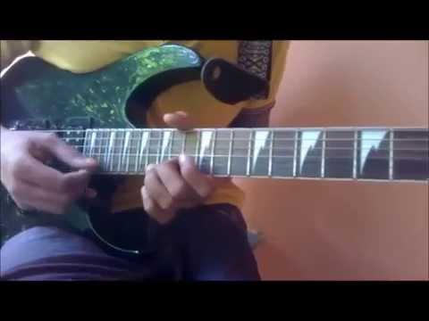 Malare Song Guitar Cover (Instrumental-With tabs)
