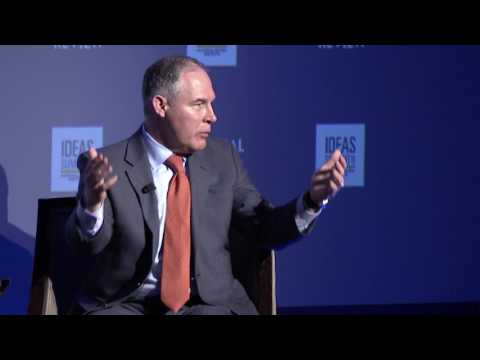 Conversation with Scott Pruitt and Kevin D. Williamson