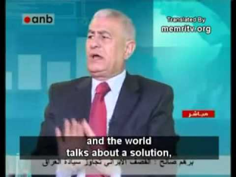 Palestinian Ambassador to Lebanon Abbas Zaki: Two-State Solution Will Lead to the Collapse of Israel