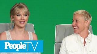 Taylor Swift Regrets Slamming Ex Joe Jonas On Ellen: 'That Was Too Much' | PeopleTV