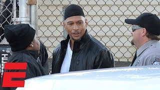 Former Carolina Panthers WR Rae Carruth released from prison