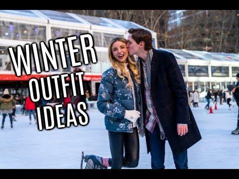 Cozy Winter Outfit Ideas + Lookbook 4