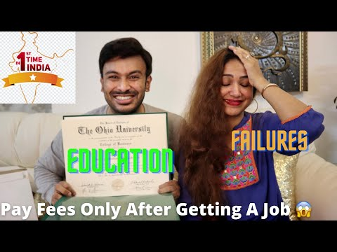 Education | life lessons| Failures | An MBA where you pay  only after getting the Job 😱