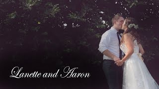 Lanette and Aaron {a wedding film}