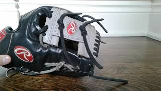 Rawling infield glove review ( short review )