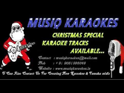 Vinnil oru pontharam Midi converted karaoke