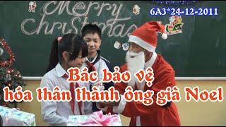 Phim | Ông già Nô en tặng quà lớp 6A3 THCS Từ Sơn GS năm 2011 | Ong gia No en tang qua lop 6A3 THCS Tu Son GS nam 2011