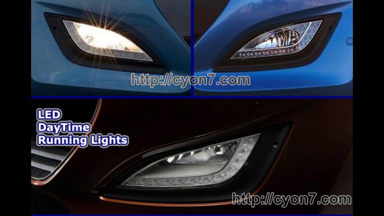 medium resolution of 2017 hyundai elantra gt fog light complete kit wiring harness mf switch led drl