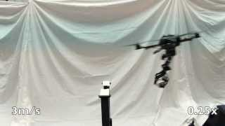 Avian-Inspired Grasping For Quadrotor Micro Aerial Vehicles