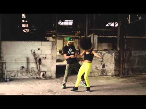 Rihanna - Work Ft. Drake   Aline & Charles Zouk Choreography
