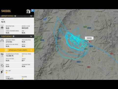 Turkish Coup Turkish Air Force F-16 over Ankara
