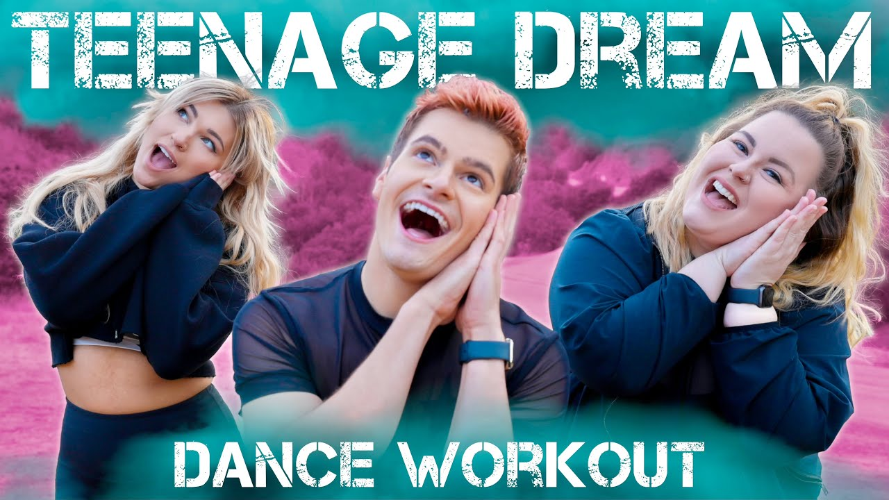 Teenage Dream - Katy Perry | Caleb Marshall | Dance Workout