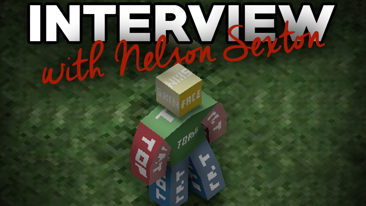 Ask Your Questions Interview W Nelson Sexton Youtube