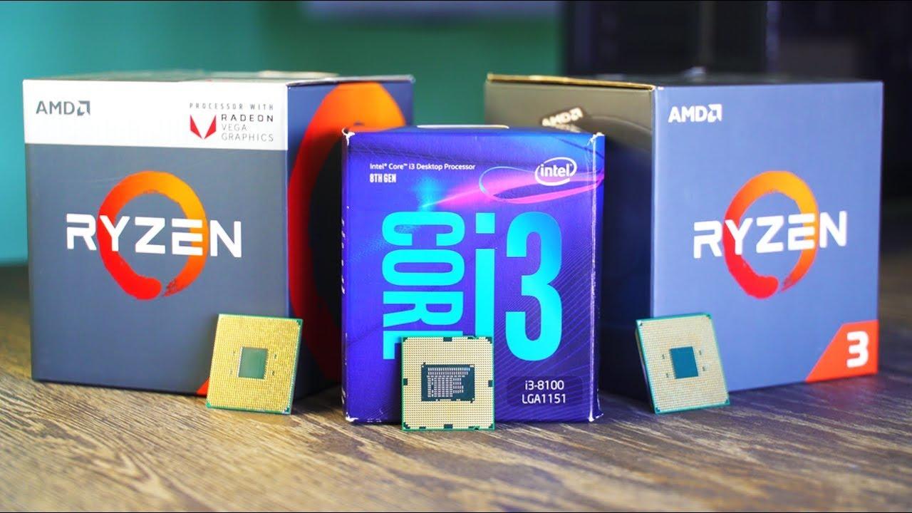 2200g Vs I3 8100 Ryzen 3 1200 Gaming Benchmarks Youtube V Gen Memori Komputer