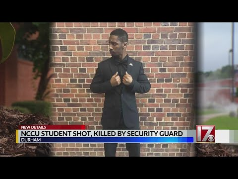NC Central student killed at Durham apartments, security guard fired shot, officials say