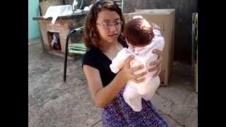 bebe reborn presente de natal
